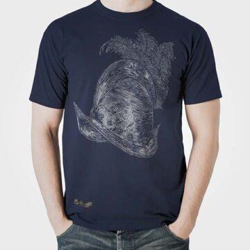 Camiseta Morrion Azul - Estirpe Imperial