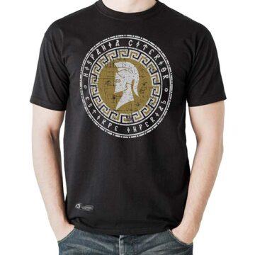 Camiseta hispania citerior negro