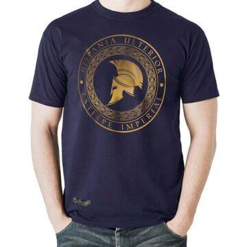 Camiseta hispania ulterior azul