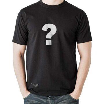 Diseña camiseta a tu gusto negro